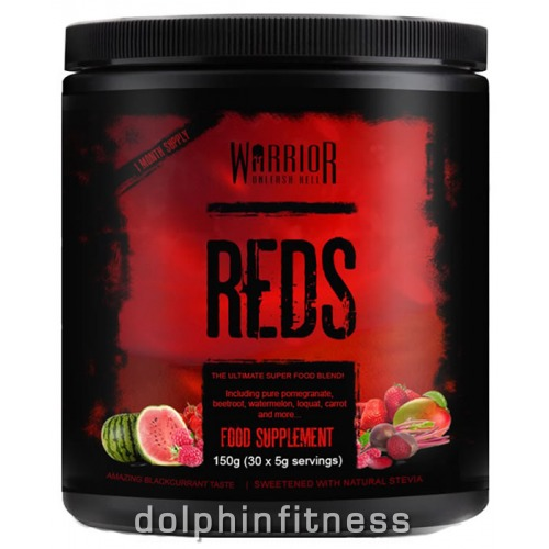 Warrior REDS Superaliments