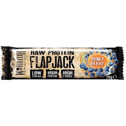 WARRIOR RAW PROTEIN FLAPJACKS