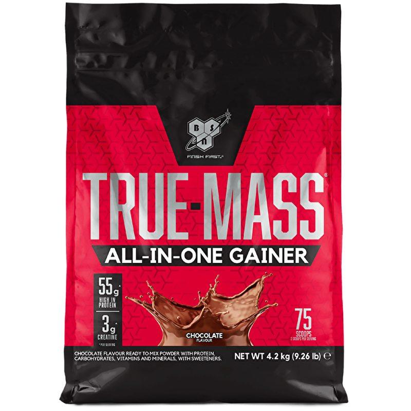 True Mass  4200g