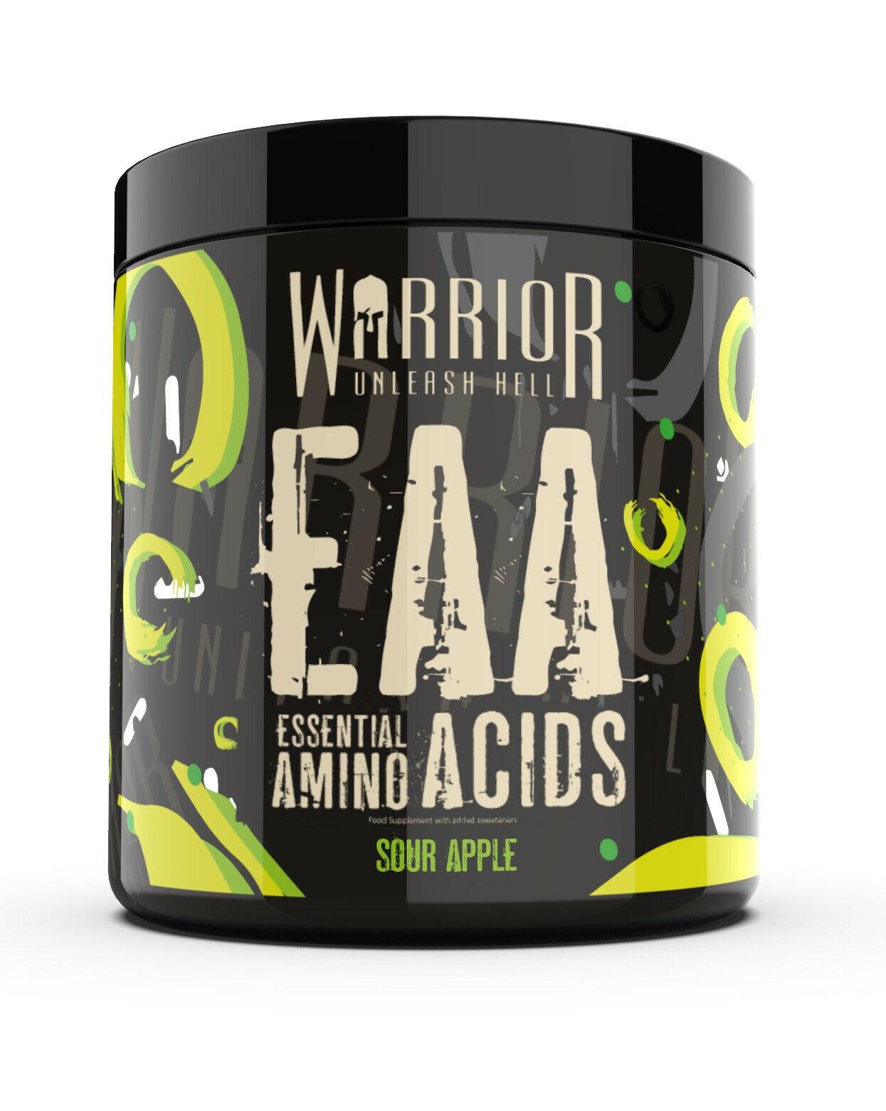 Warrior Acides Aminés Essentiels EAA