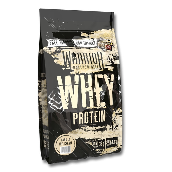 Whey 1kg Warrior