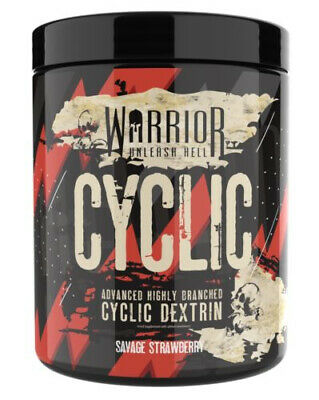 Cyclic 400g Warrior