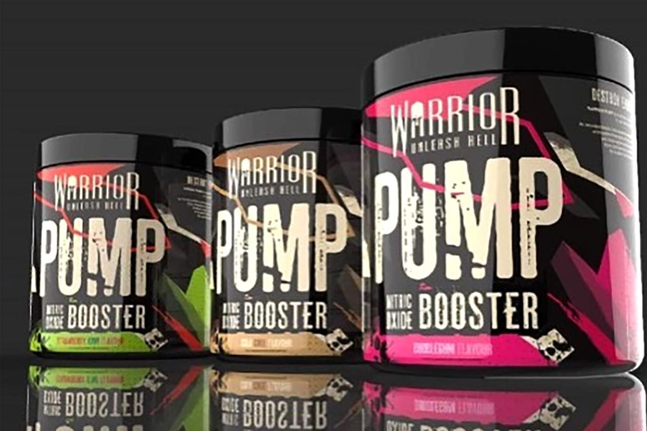 Warrior Pump Booster