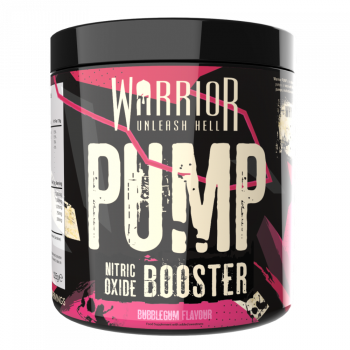 Pump Booster 30 doses Warrior