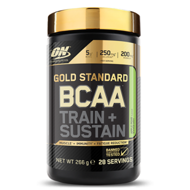 Gold Standard BCAA Optimum Nutrition