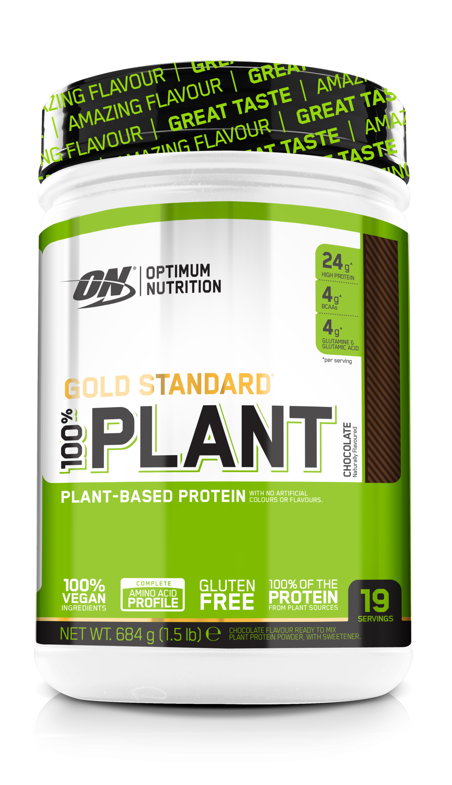 Gold Standard 100% Plant Optimum Nutrition