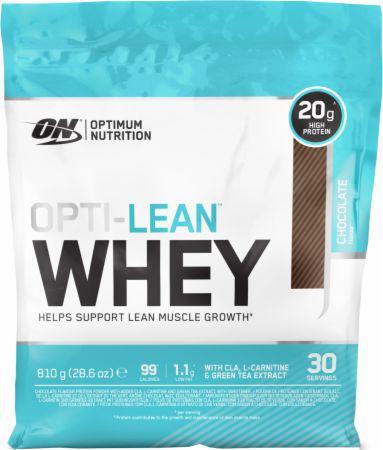 Poudre de lactosérum Opti-Lean Optimum Nutrition
