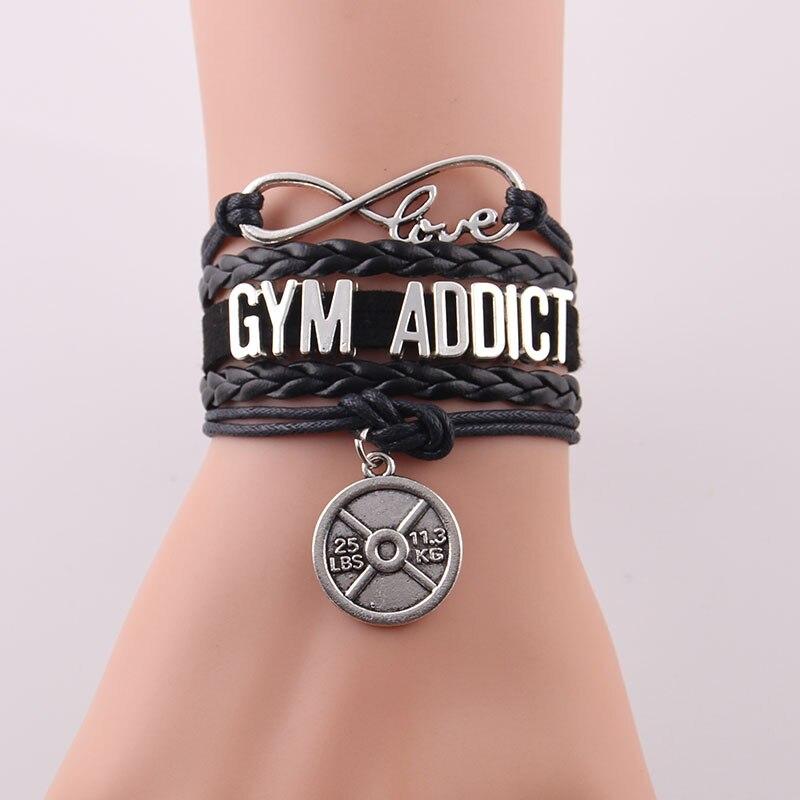 Bracelet Gym Addict