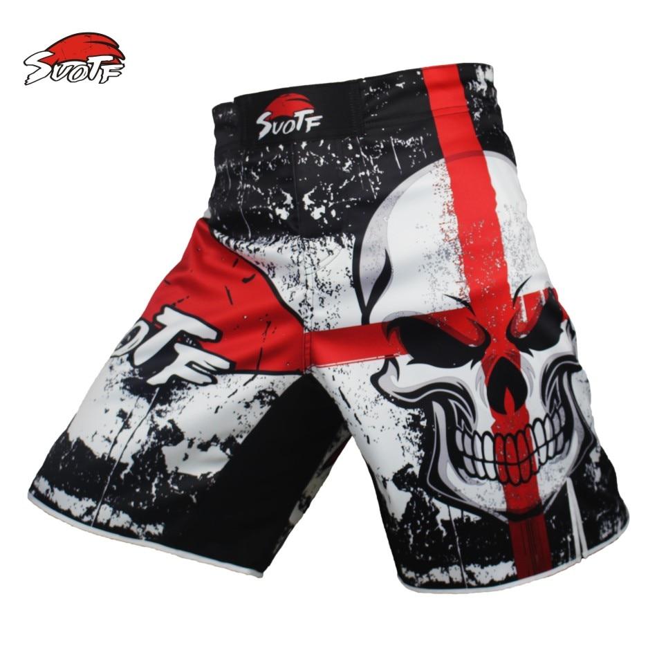 Short boxe Muay Thaï MMA CRANE