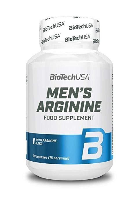 BiotechUSA Arginine pour Homme