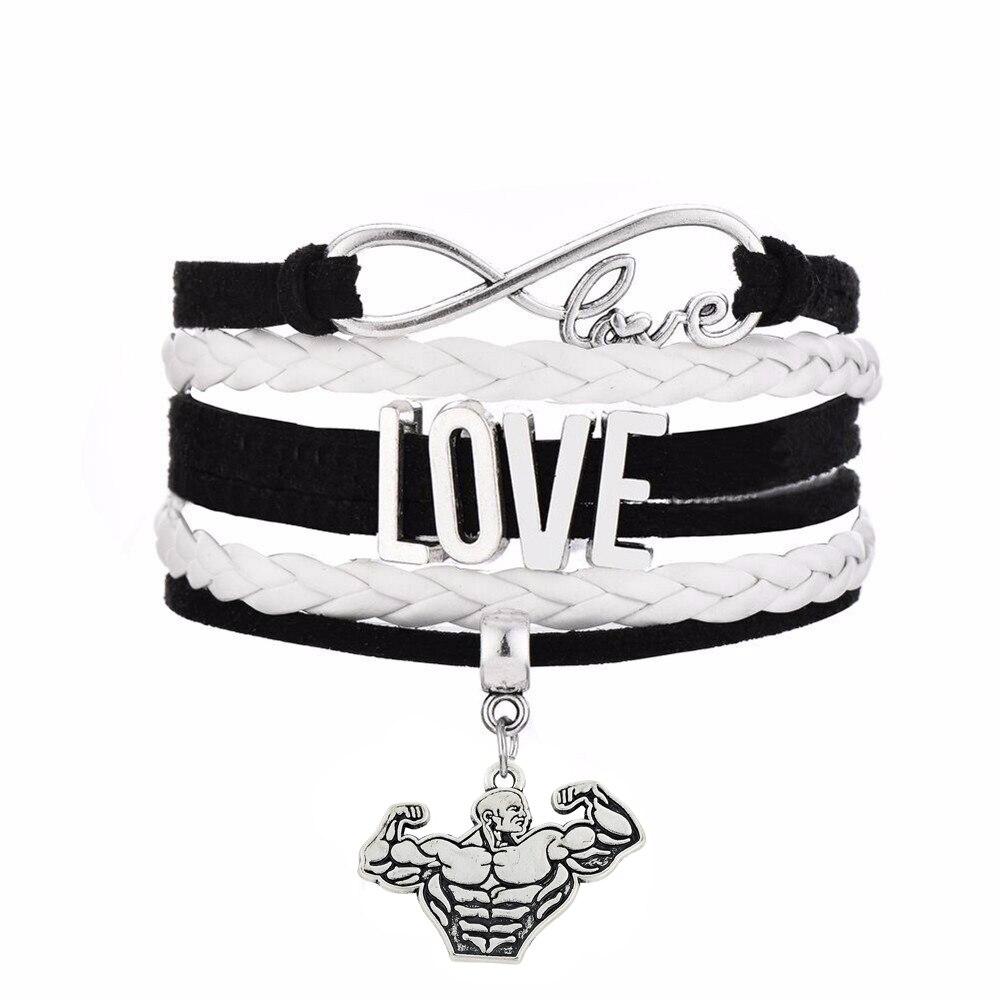 Bracelet love muscle