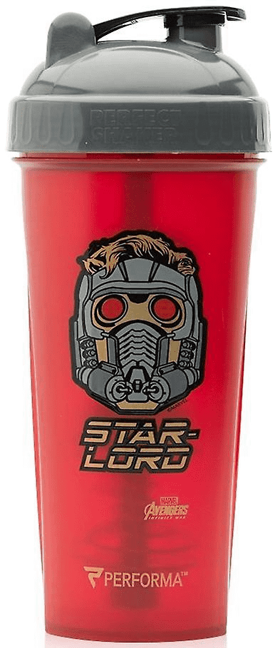 Perfect Shaker Shaker Avengers Série Infinity War Starlord 800 ml
