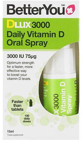 DLux 3000 Spray oral