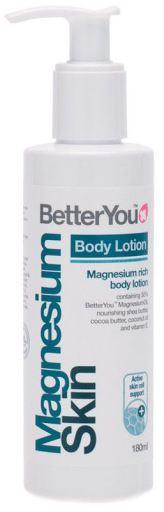 Lotion pour le corps magnésium pour la peau