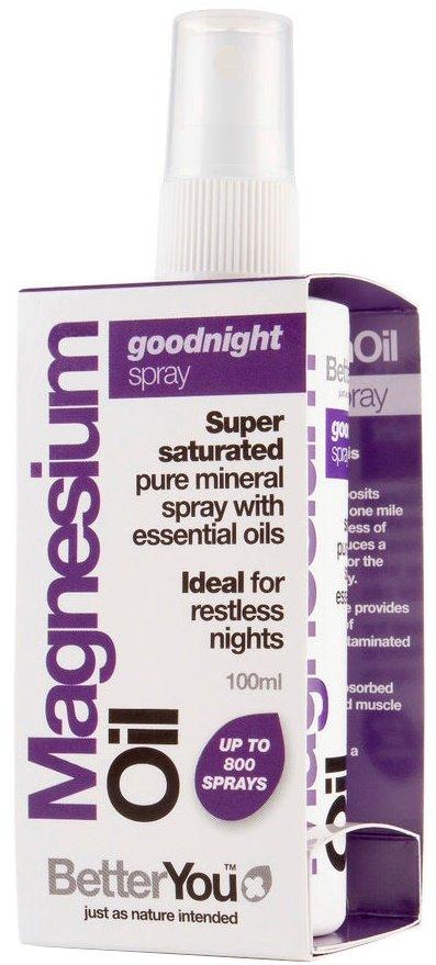 Huile de magnésium Goodnight Spray