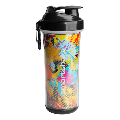 SmartShake Shaker Double JUNGLE GRAFFITI 750 ml