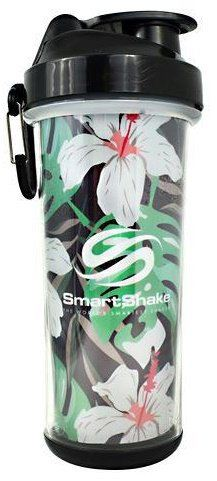 SmartShake Shaker Double TROPICAL 750 ml