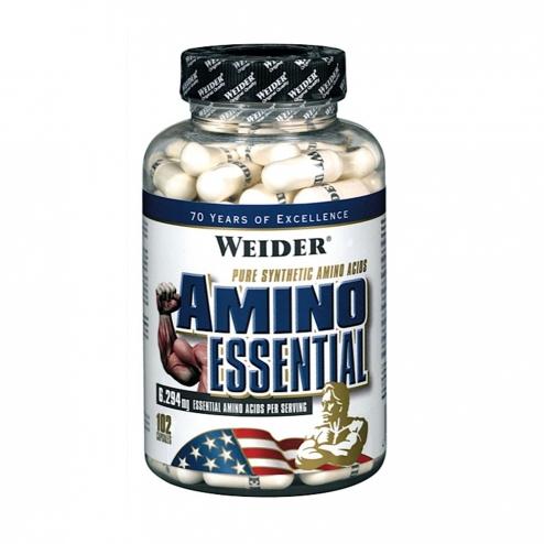 Amino Essential 102 et 204 capsules