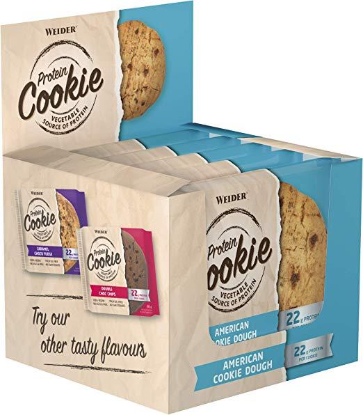 Biscuit de Protéines Végétales American 12 x 90 g