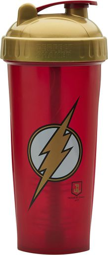 Perfect Shaker Justice League Movie Series Flash 800 ml