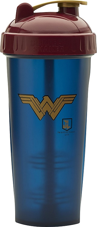 Perfect Shaker Justice League Movie Series Wonder Woman 800 ml