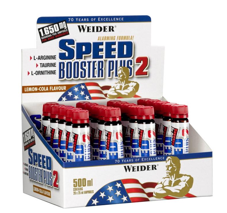 Speed Booster Plus II 20*25ml