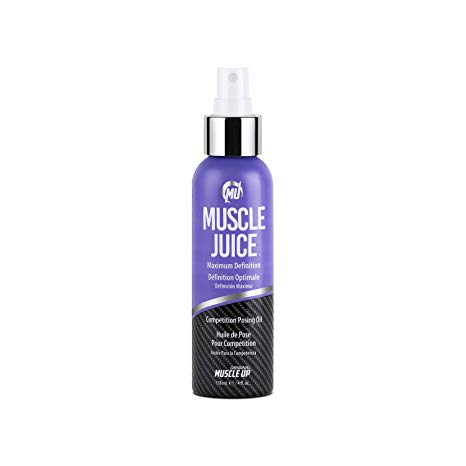 Muscle Juice Maximum Definition Competition Oil 4.0oz