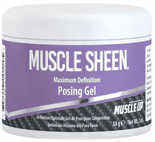 Muscle Sheen Maximum Definition Posing Gel 58g de Pro Tan