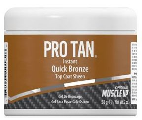 Pro Tan Couche de finition Instant Quick Bronze Gel Sheen 58 gr