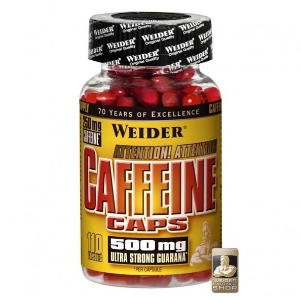 Caféine 110 capsules