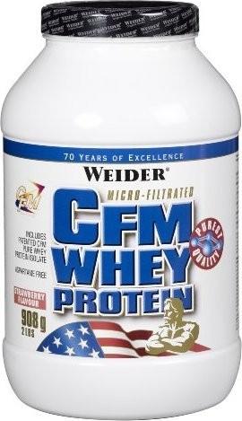 CFM Whey Protein 908 grammes