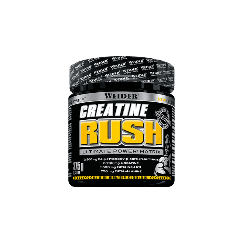 Créatine Rush 375 grammes