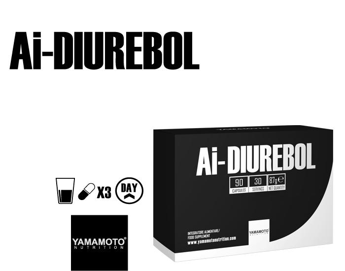 YAMAMOTO NUTRITION AI-DIUREBOL® 90 capsules
