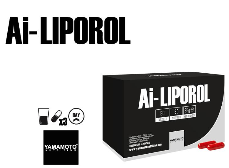YAMAMOTO NUTRITION AI-LIPOROL® 90 GÉLULES