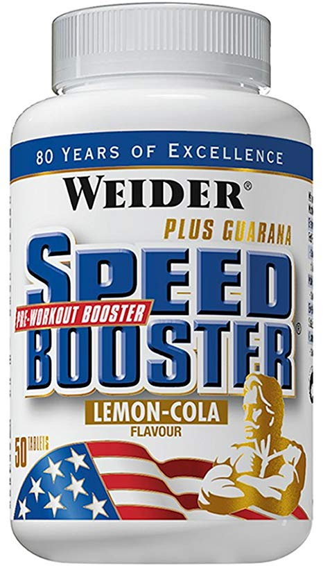 Speed ​​Booster 30 capsules