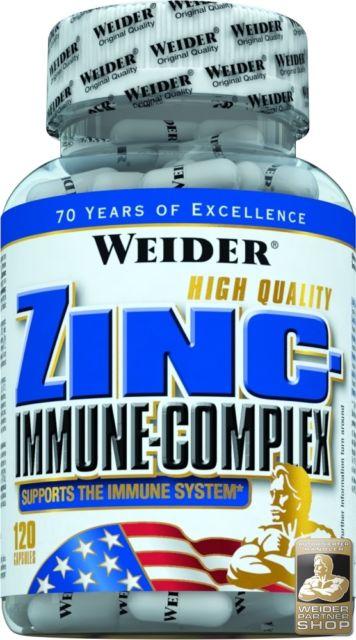 Zinc-Immune-Complexe 120 capsules