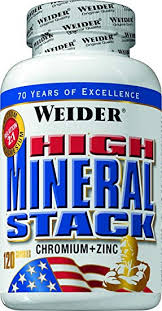 High Mineral Stack - 120 capsules