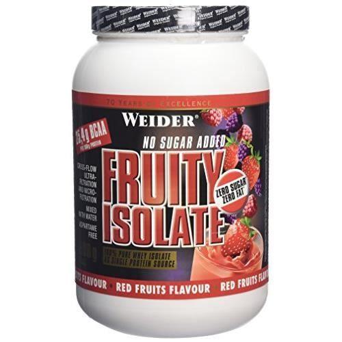 Isolat fruité 908 grammes
