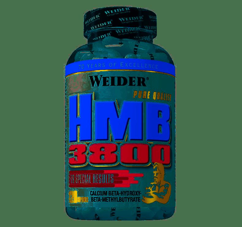 HMB 3800 120 capsules