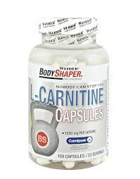 L-Carnitine - 100 capsules