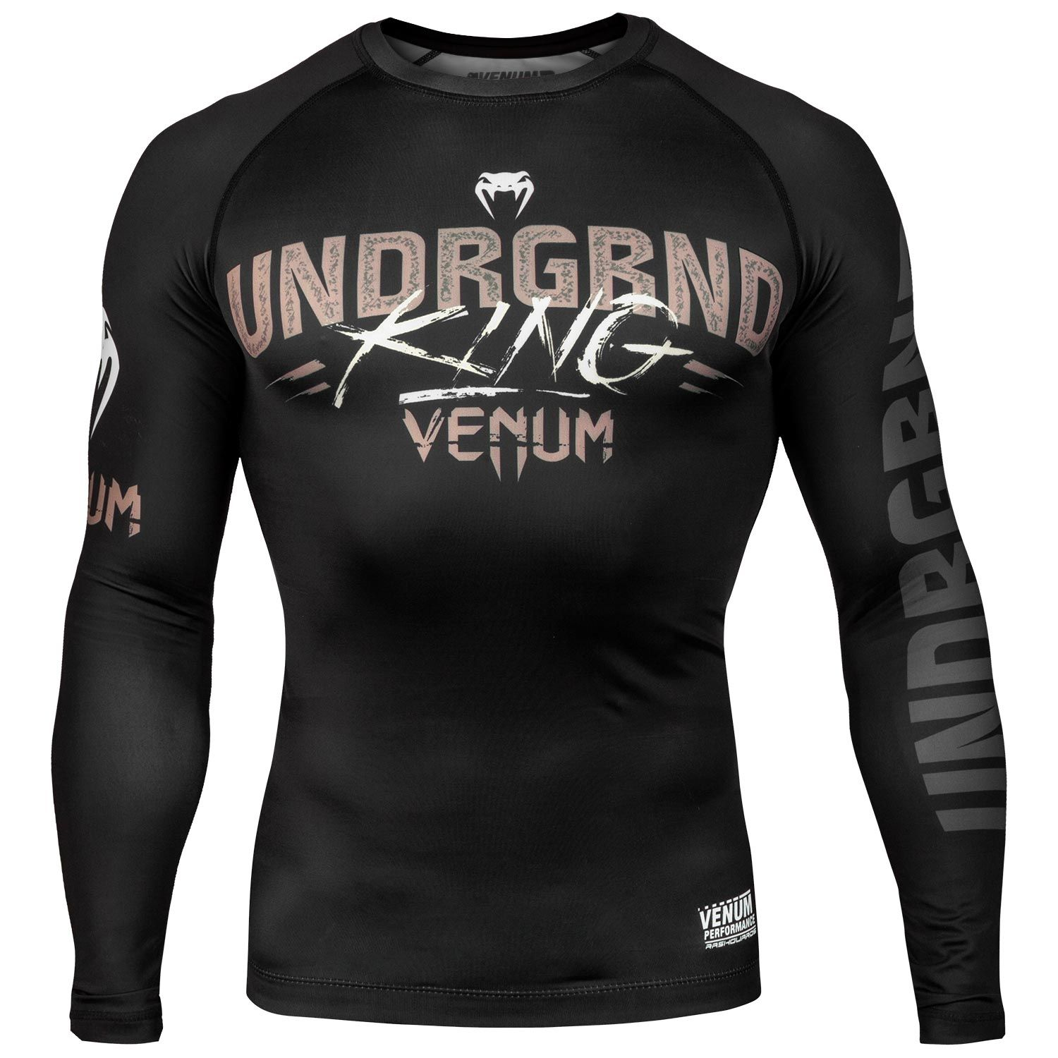 Rash Guard Venum Underground King 1