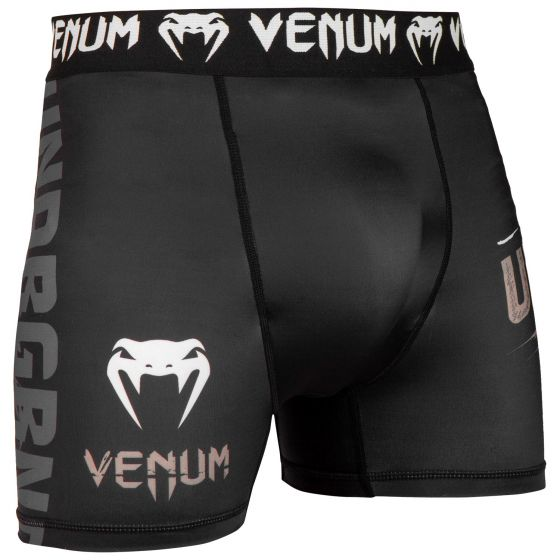 Short de compression Venum Underground King Noir