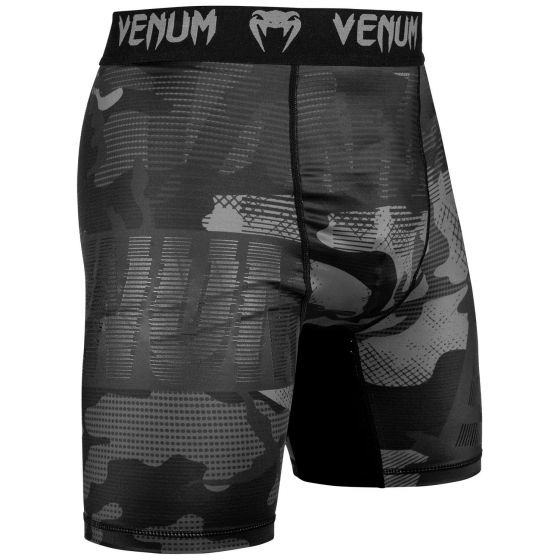 Short de compression Venum Tactical Noir