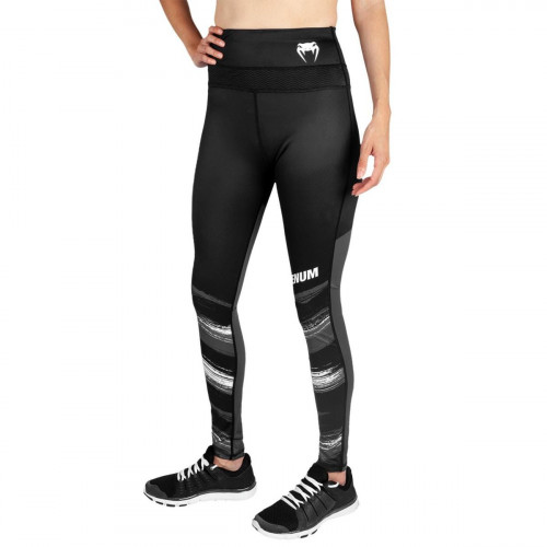 Leggings Femme Venum Rapid Noir et Blanc