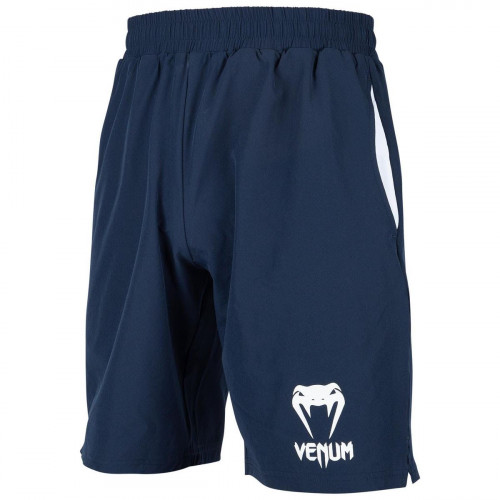 Short d\'entraînement Venum Classic Bleu marine
