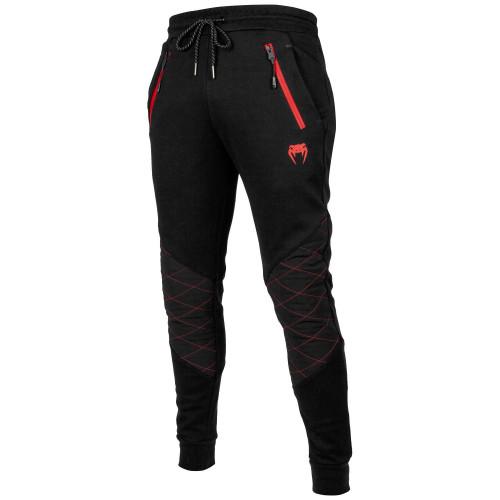 Pantalon de jogging Venum Laser Noir poche rouge