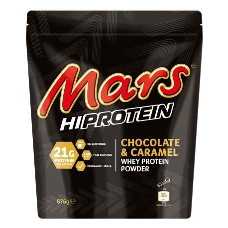 Mars Hi Protein Whey 875 grammes