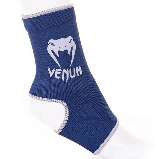 Support de cheville Venum Muay Thai Bleu