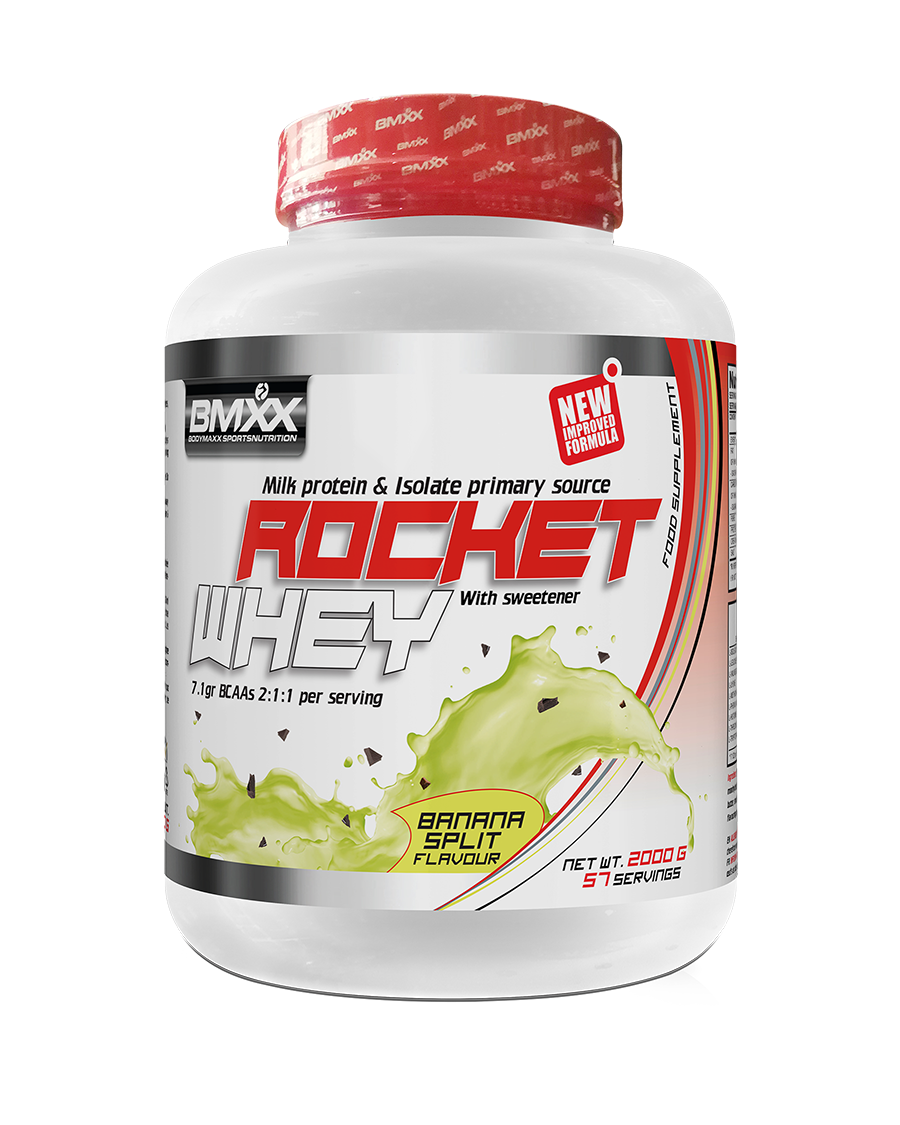 ROCKET WHEY_Banana_L