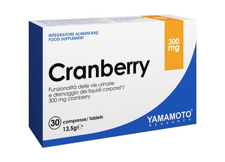 YAMAMOTO RESEARCH CRANBERRY